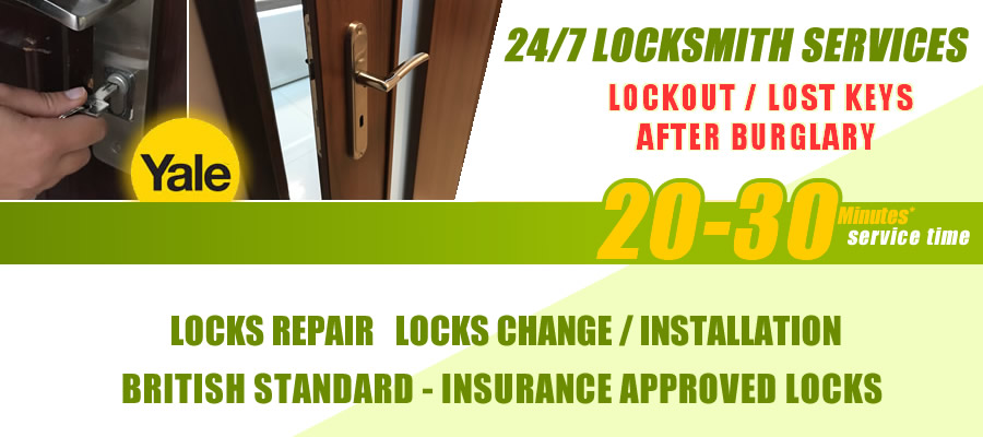 East Wickham locksmith services